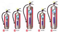 ステンレス製消火器